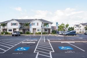 Kapolei Keiki Dental handicap parking