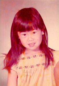 Dr. JJ Chun as a kid