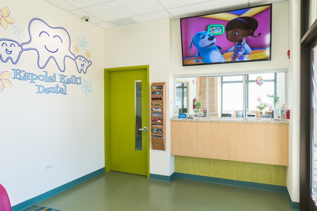 office tour kapolei keiki dental