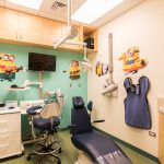 Kapolei Keiki Dental - minion treatment room