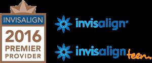 Invisalign 2016 Premiere Provider, Invisalign®, Invisalign Teen®
