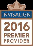Invisalign 2016 Premier seal