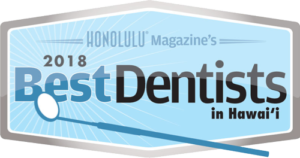 Honolulu Magazine's 2018 Best Dentists in Hawaii