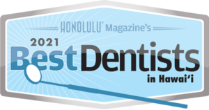 Honolulu Magazine's 2021 Best Dentists in Hawaii